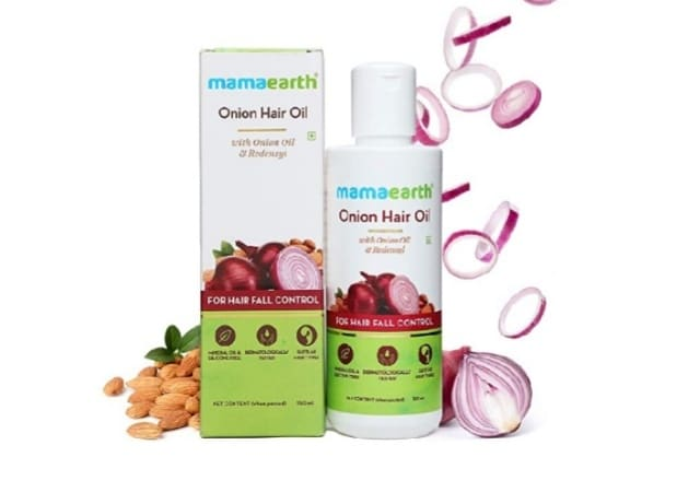 best hair oil for hair growth in India